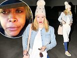 Picture Shows: Iggy Azalea  December 08, 2015\n \n Rapper Iggy Azalea is seen sporting a pom pom beanie while leaving the Epione skin care center in West Hollywood, California. Iggy was having more work done to remove the tattoo on her finger during her monthly stop by the skin care center. \n \n Non Exclusive\n UK RIGHTS ONLY\n \n Pictures by : FameFlynet UK © 2015\n Tel : +44 (0)20 3551 5049\n Email : info@fameflynet.uk.com