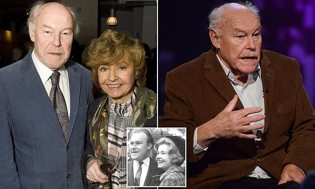 Timothy West reveals pain of watching wife Prunella Scales slip away to dementia
