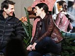 145900, EXCLUSIVE: Tom Cruise and Cobie Smulders seen filming on the set of Jack Reacher: Never Go Back in New Orleans. Cruise and Smulders were seen riding over a curb in a Military Police car and then running into the French Quarter on the set of Jack Reacher: Never Go Back. New Orleans, Louisiana - Wednesday, December 09, 2015. Photograph: © PacificCoastNews. Los Angeles Office: +1 310.822.0419 sales@pacificcoastnews.com FEE MUST BE AGREED PRIOR TO USAGE