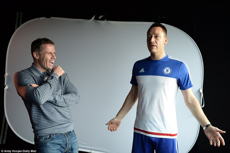 Terry and Carragher relive the defining moments of their careers in which they led Chelsea and Liverpool's fight for the top honours