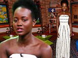 MIAMI, FL - DECEMBER 10:  Lupita Nyong'o is on the set of Univisuions Despierta America to promote the film  Star Wars The Force Awakens at Univision Studios on December 10, 2015 in Miami, Florida.  (Photo by Gustavo Caballero/Getty Images)