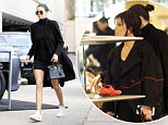 Picture Shows: Kendall Jenner  December 10, 2015\n \n Reality star and model Kendall Jenner is spotted out shopping in Beverly Hills, California. Kendall stated in a recent interview that she had all the hair removed from her body except for her head as she prepared to walk the catwalk at the Victoria's Secret Fashion Show.\n \n Non-Exclusive\n UK RIGHTS ONLY\n \n Pictures by : FameFlynet UK © 2015\n Tel : +44 (0)20 3551 5049\n Email : info@fameflynet.uk.com