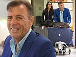 Picture Shows: Nigora Whitehorn, Duncan Bannatyne  December 09, 2015    'I'm A Celebrity Get Me Out Of Here' stars return to London, England after spending three weeks in the Australian jungle. The celebrities were seen arriving at Heathrow Airport.    Non Exclusive  WORLDWIDE RIGHTS     Pictures by : FameFlynet UK © 2015  Tel : +44 (0)20 3551 5049  Email : info@fameflynet.uk.com