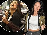 """Picture Shows: Vicky Pattison  December 09, 2015    ** Min Web / Online Fee £250 For Set **    Queen of the jungle, Vicky Pattison heads straight to Muse of London hairdressers after landing at Heathrow Airport. Vicky Pattison just returned from the Australian jungle where she won """"I'm A Celebrity...Get Me Out Of Here"""".    ** Min Web / Online Fee £250 For Set **    EXCLUSIVE ALL ROUNDER  WORLDWIDE RIGHTS  Pictures by : FameFlynet UK © 2015  Tel : +44 (0)20 3551 5049  Email : info@fameflynet.uk.com"""