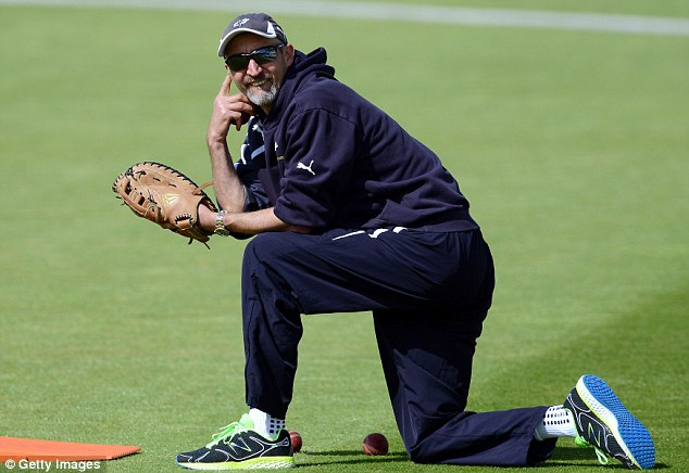 England want Jason Gillespie as their next coach, which is now Strauss's challenge to put together