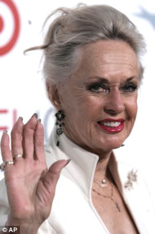 Actress Tippi Hedren, pictured in 2007, says she would have sued Hitchcock if sexual harassment laws existed in the sixties