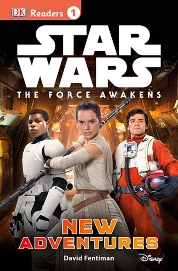 DK Readers L1: Star Wars: The Force Awakens: New Adventures - product image 1
