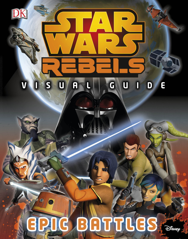 Star Wars Rebels: The Epic Battle: The Visual Guide - product image 1