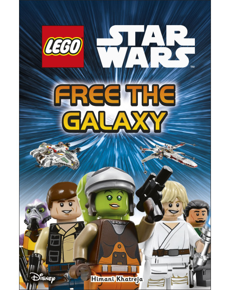 LEGO Star Wars Free the Galaxy - primary image