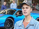 Beverly Hills, CA - Justin Bieber goes shopping in his blue Ferrari and stops by Kitson that just announced they will be closing all of their stores. \n  \nAKM-GSI       December 11, 2015\nTo License These Photos, Please Contact :\nSteve Ginsburg\n(310) 505-8447\n(323) 423-9397\nsteve@akmgsi.com\nsales@akmgsi.com\nor\nMaria Buda\n(917) 242-1505\nmbuda@akmgsi.com\nginsburgspalyinc@gmail.com