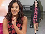 'I'm A Celebrity' winner Vicky Pattison is pictured leaving the ITV studios following a guest appearance on 'This Morning'.  Pictured: Vicky Pattison Ref: SPL1193674  111215   Picture by: Simon Earl / Splash News  Splash News and Pictures Los Angeles: 310-821-2666 New York: 212-619-2666 London: 870-934-2666 photodesk@splashnews.com