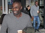 LONDON, ENGLAND - DECEMBER 11:  Idris Elba seen at BBC Radio 2 on December 11, 2015 in London, England.  (Photo by Neil Mockford/GC Images)