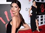 Mandatory Credit: Photo by Startraks Photo/REX Shutterstock (5490844cb)  Emily Ratajkowski  Rihanna's Diamond Ball, Los Angeles, America - 10 Dec 2015