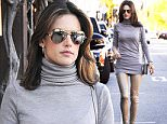 Picture Shows: Alessandra Ambrosio  December 12, 2015\n \n Model and busy mom Alessandra Ambrosio is spotted shopping in Brentwood, California with her son Noah. Alessandra recently returned from Mammoth, California where she enjoyed a ski trip with her family. \n \n Non-Exclusive\n UK Rights Only\n \n Pictures by : FameFlynet UK © 2015\n Tel : +44 (0)20 3551 5049\n Email : info@fameflynet.uk.com