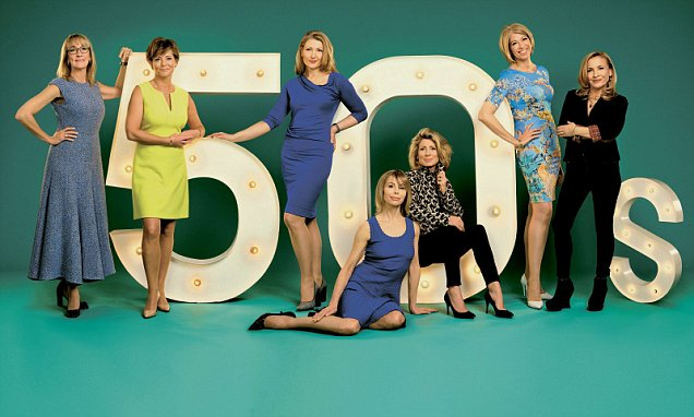 50 the new 30? You bet, seven inspiring women tell us why this is their best decade yet