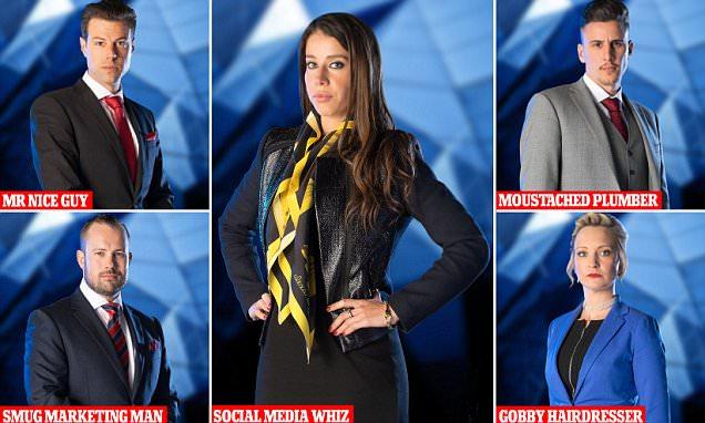 Lord Sugar's Apprentice semi-finalists revealed: Vana Koutsomitis, Charleine Wain, Joseph