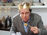Picture: Craig Hibbert      4-12-15..Tom Parker-Bowles taste tests fast Christmas lunches...Bisto Roast Turkey Dinner.