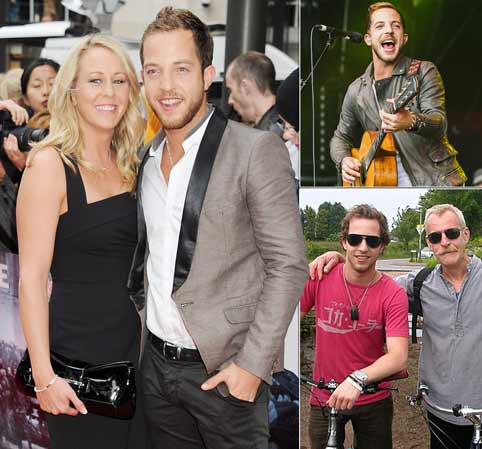 James Morrison reveals triple heartbreak that kept him in hiding for four years