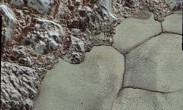 New Horizons images reveal strange surface of Pluto in unprecedented detail