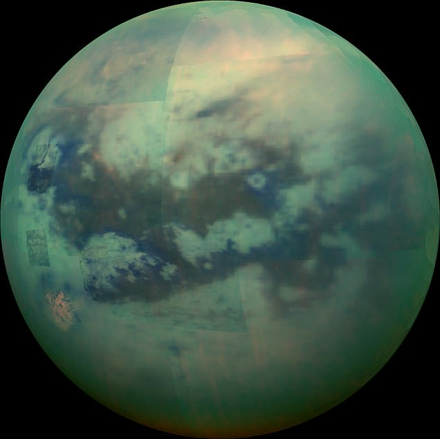 Stunning new image shows 'Earth's evil twin' Titan up close