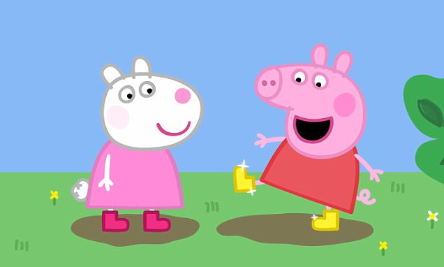 SMALL CAP MOVERS:Peppa Pig owner Entertainment One has 'a week of two halves', while AIM