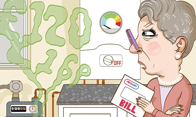 ASK TONY: My mother died and I arranged to pay the bills - now npower is demanding £120