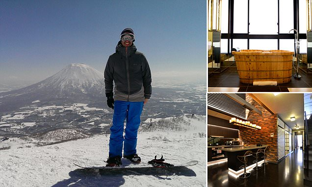 Japan's Niseko ski resort is the peak of perfection (the luxury lodgings help, too)