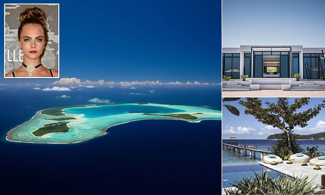 The best private islands in the world from French Polynesia to Abu Dhabi