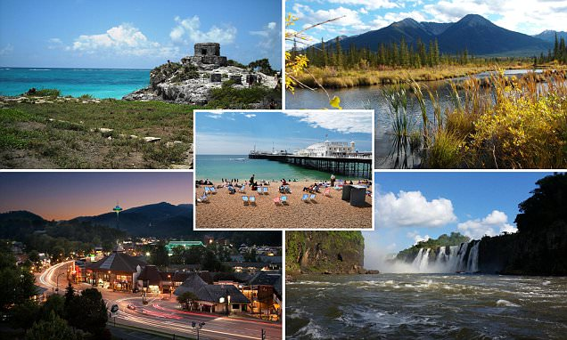 TripAdvisor's top 10 upcoming holiday destinations for 2016 revealed