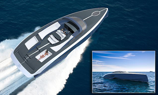 Bugatti and Palmer Johnson reveal plans for luxury yachts
