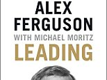 Leading Alex Ferguson with Michael Moritz