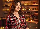 WARNING: Embargoed for publication until 00:00:01 on 24/11/2015 - Programme Name: Simply Nigella: Christmas Special - TX: 14/12/2015 - Episode: n/a (No. n/a) - Picture Shows:  Nigella Lawson - (C) BBC - Photographer: Jay Brooks