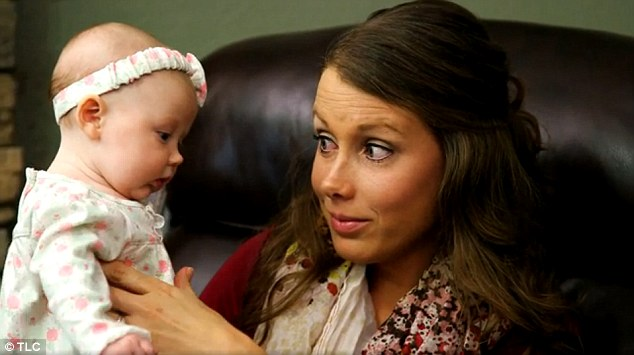 Shock: Anna Duggar previously broke her silence to reveal that she couldn't believe her husband Josh had cheated on her