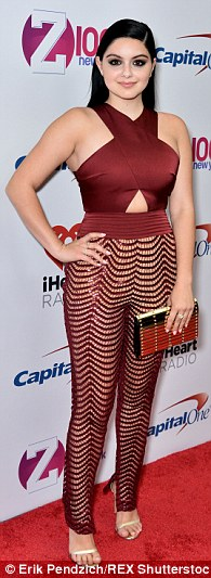 Red carpet darlings: Ariel Winter, Tove Lo, and Grace Gealey were among the cream of the crop that night