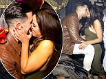 Picture Shows: Alex Cannon, Vicky Pattison  December 12, 2015    * Min Web / Online Fee £250 For Set *     Vicky Pattison is seen getting up close and personal with her 'Judge Geordie' co-host, Alex Cannon. The pair were seen cosying up together at the Sugarhut night club in Essex.    * Min Web / Online Fee £250 For Set *     Exclusive All Rounder  WORLDWIDE RIGHTS  Pictures by : FameFlynet UK © 2015  Tel : +44 (0)20 3551 5049  Email : info@fameflynet.uk.com