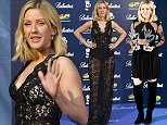 MADRID, SPAIN - DECEMBER 11:  British singer Ellie Goulding attends the 40 Principales Awards 2015 photocall at the Barclaycard Center on December 11, 2015 in Madrid, Spain.  (Photo by Carlos Alvarez/Getty Images)