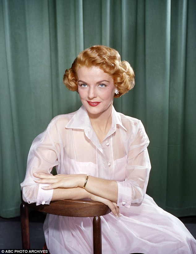 Famed for: Marjorie starred as the wife of titular character Danny Thomas from 1956