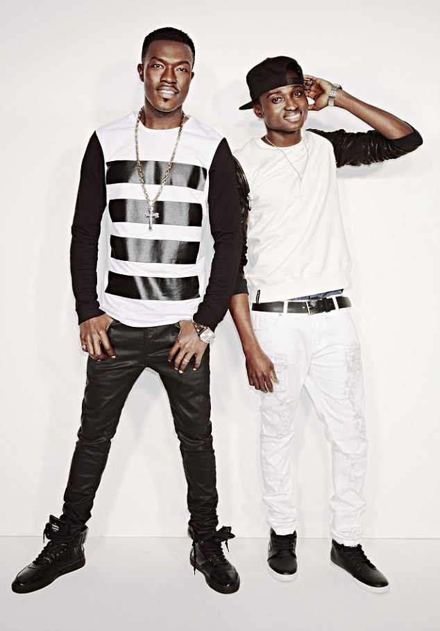 Exciting news: Duo Reggie N Bollie are set to duet with Craig David, after rapper Shaggy allegedly pulled out at the last minute