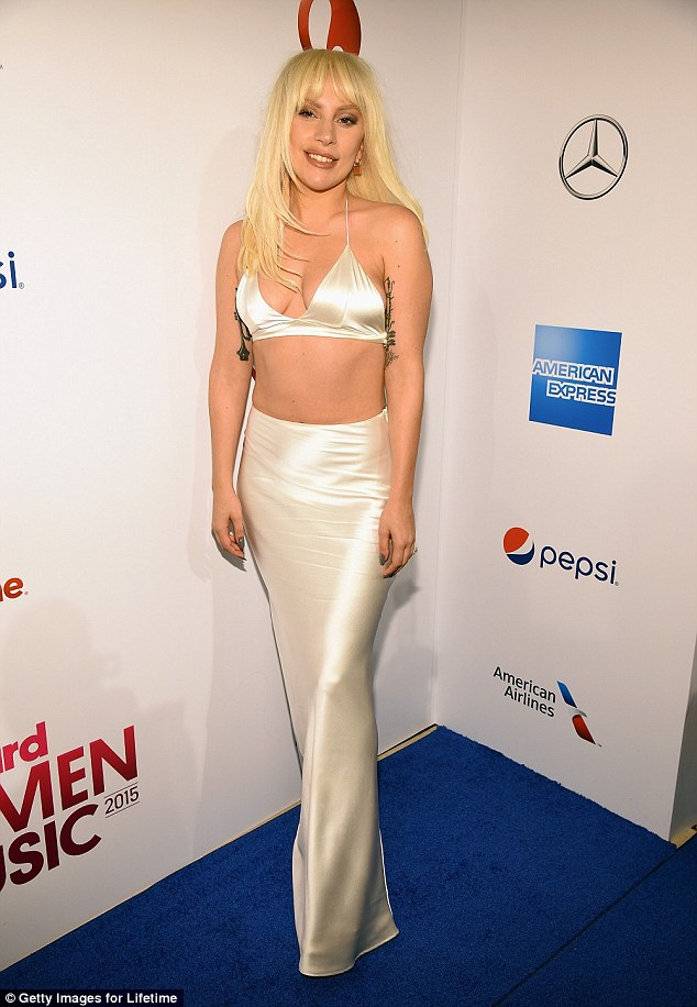 Mother Monster: Lady Gaga was awarded Woman Of The Year on the night