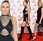 Mandatory Credit: Photo by David Fisher/REX Shutterstock (5490662bd)\n Little Mix - Perrie Edwards\n BBC Music Awards, Birmingham, Britain - 10 Dec 2015\n \n