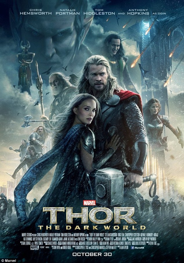 Fantastic film! The second installment was entitled Thor: The Dark World and was released in 2013