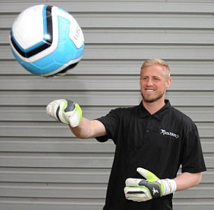Kasper Schmeichel: 'Why do people think it's OK to tell me that I'll never be as good as