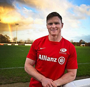 Stuart Lancaster never gave me a fair chance with England, says Chris Ashton