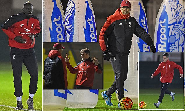 Jurgen Klopp orders Liverpool players to get Anfield rocking: 'Maybe we can create best