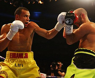 Chris Eubank Jnr beats Spike O'Sullivan in dominant display as Irish boxer is forced to