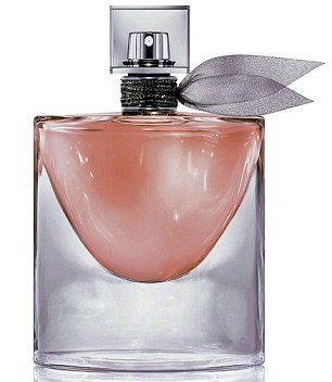 Julia is the face of Lancôme's new fragrance La Vie Est Belle Intense, from £69 for 50ml eau de parfum, lancome.co.uk