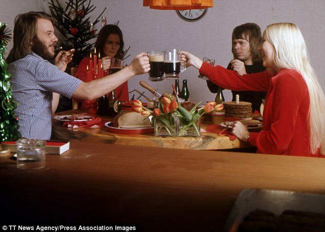 The closes Abba came to a Christmas No 1 was No 2 with I Have A Dream in 1979