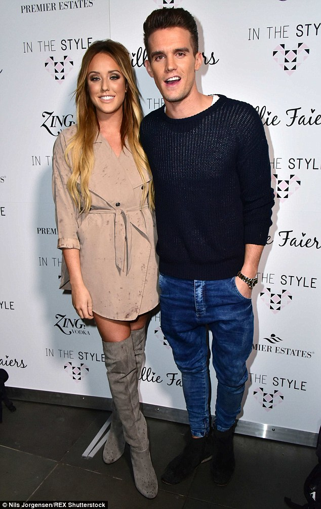 Back together?Meanwhile, Charlotte has been making headlines of her own after seemingly reuniting with her ex-boyfriend, Gary Beadle, 27