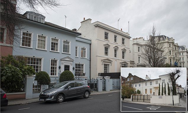 Most expensive streets in England and Wales revealed
