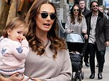 Picture Shows: Sophia Ecclestone-Rutland, Tamara Ecclestone, Jay Rutland  December 12, 2015\n \n British couple Tamara Ecclestone and Jay Rutland are spotted out for a stroll in New York City, New York with their daughter Sophia. Tamara and Jay were in a great mood, sharing some laughs while Christmas shopping.\n \n Non Exclusive\n UK RIGHTS ONLY\n \n Pictures by : FameFlynet UK © 2015\n Tel : +44 (0)20 3551 5049\n Email : info@fameflynet.uk.com